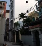 """Long Biên (Hà Nội): Nhà ở """"biến tướng"""" thành chung cư mini, xây dựng sai giấy phép xây dựng"""