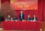 Bộ Xây dựng gặp mặt báo chí nhân dịp năm mới