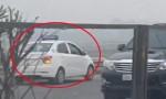 [VIDEO] Taxi chạy ngược chiều trên cao tốc