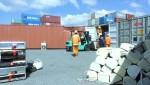 Khám xét các container bị 'bỏ rơi' tại Tân Cảng