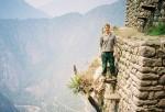 Phượt thủ chinh phục cầu thang 'tử thần' ở Peru