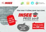 Công bố Ban Giám khảo vòng chung kết INSEE PRIZE 2018: 10 năm hành trình phát triển bền vững