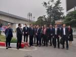 Tập đoàn Anh Quân đón Chủ tịch Ủy ban Trung ương MTTQ Việt Nam về thăm
