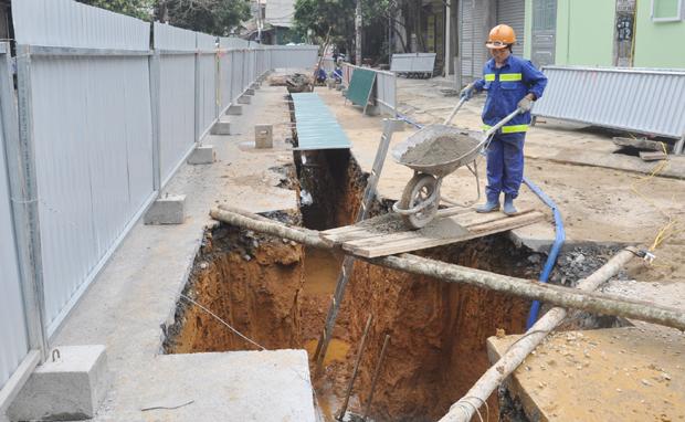 Khởi công thực hiện Dự án Thoát nước và Xử lý nước thải thành phố Hà Giang