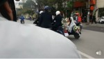 [VIDEO] Rước dâu bằng xe 3 bánh sidecar ở Hà Nội