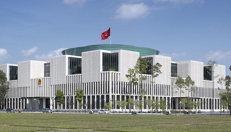 Dự án luật Kiến trúc: Hội đồng kiến trúc Quốc gia được thành lập khi cần thiết