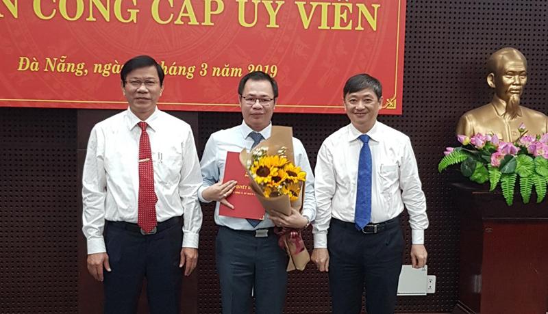 Đà Nẵng: Phân công Giám đốc Sở Xây dựng làm Bí thư quận Liên Chiểu
