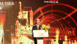 Bộ trưởng Phạm Hồng Hà dự lễ kỷ niệm 55 năm thành lập Xi măng Hà Tiên