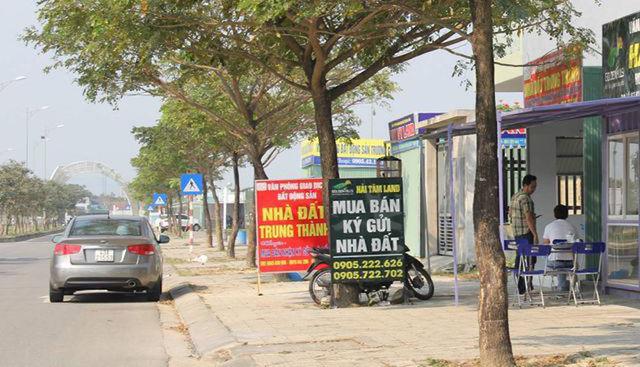 """Đất Đà thành """"bỏng tay"""", nhà đầu tư Sài thành """"phát choáng"""""""