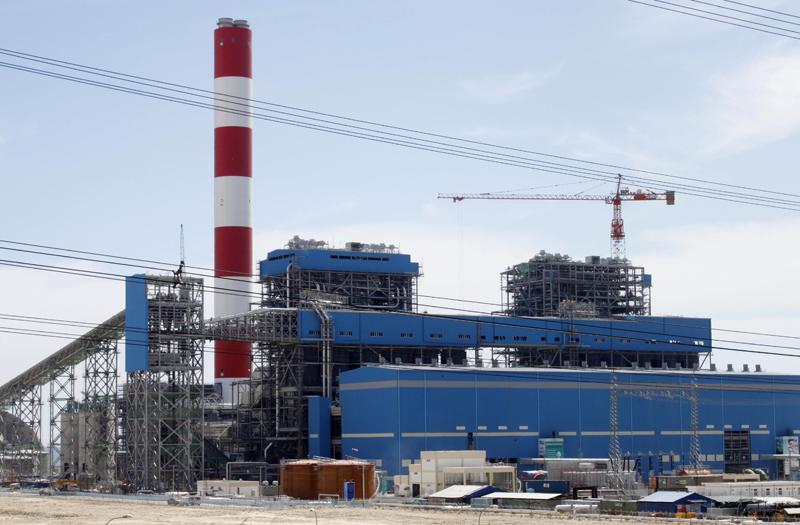 Nhiệt điện Vĩnh Tân 1 bị phạt 50 triệu đồng vì xây dựng không phép