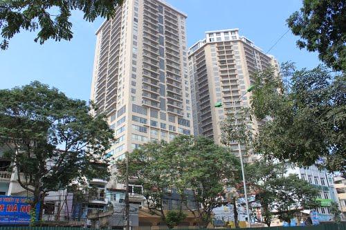 Trả lời kiến nghị của Ban quản trị tòa nhà tổ hợp Sky City Tower