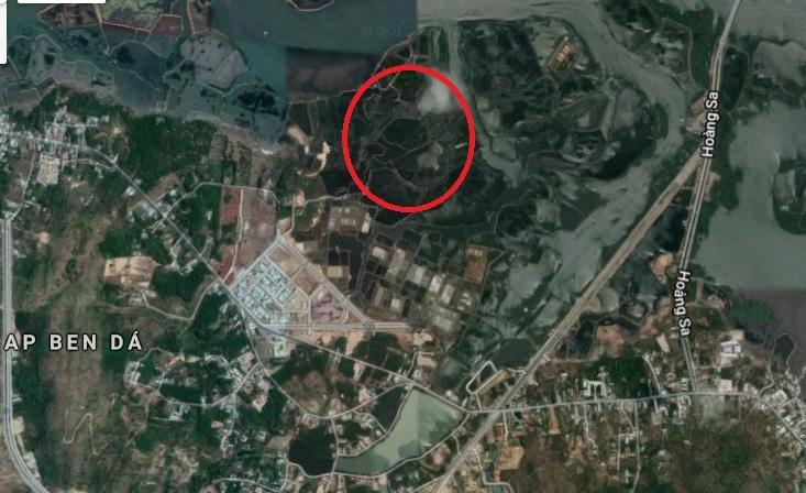 Bà Rịa – Vũng Tàu: Kêu gọi đầu tư khu dân cư tại đảo Long Sơn