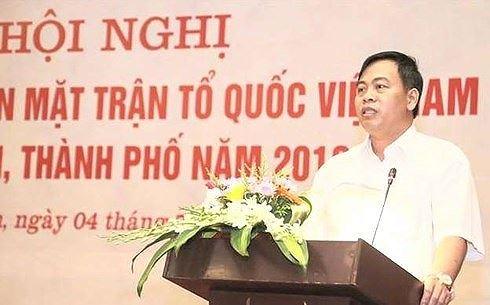Quảng Trị: Có tân Phó Bí thư Thường trực Tỉnh Ủy