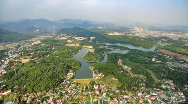 Góp ý đồ án quy hoạch chung khu vực Nam Hoành Bồ, Quảng Ninh