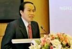 Bổ nhiệm Thứ trưởng Bộ Tư pháp