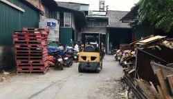 UBND TP Hà Nội yêu cầu làm rõ thông tin nhà xưởng xây dựng trái phép tại ô đất 460 Trần Quý Cáp