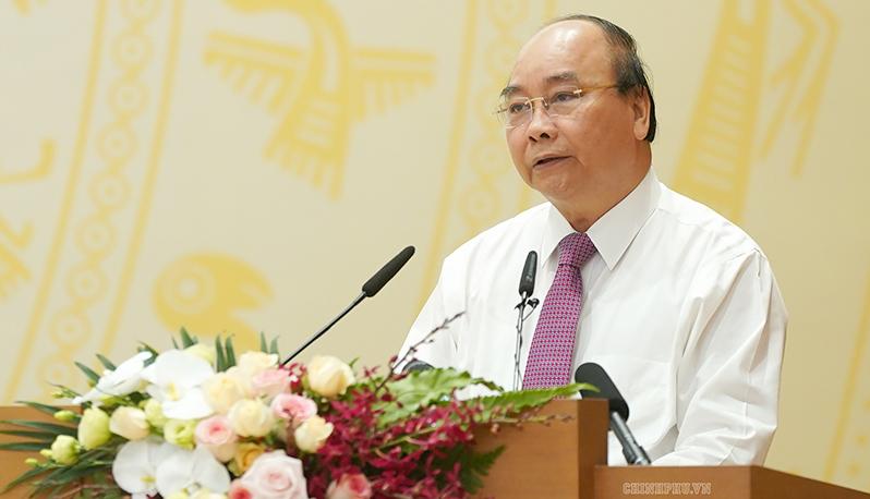 Thủ tướng: Kiên quyết không để vướng mắc kéo dài