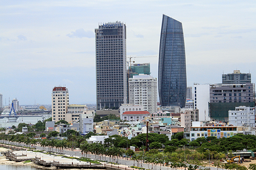 Đà Nẵng quyết phương án cải tạo trung tâm hành chính 2.000 tỷ