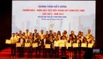 Vinh danh 100 Thương hiệu  -  Nhãn hiệu tiêu biểu ngành Xây dựng năm 2017