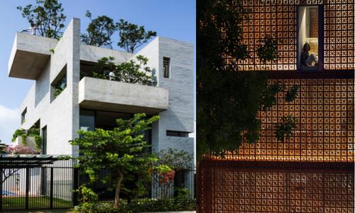 KTS Võ Trọng Nghĩa và cộng sự tiếp tục nhận giải kiến trúc quốc tế