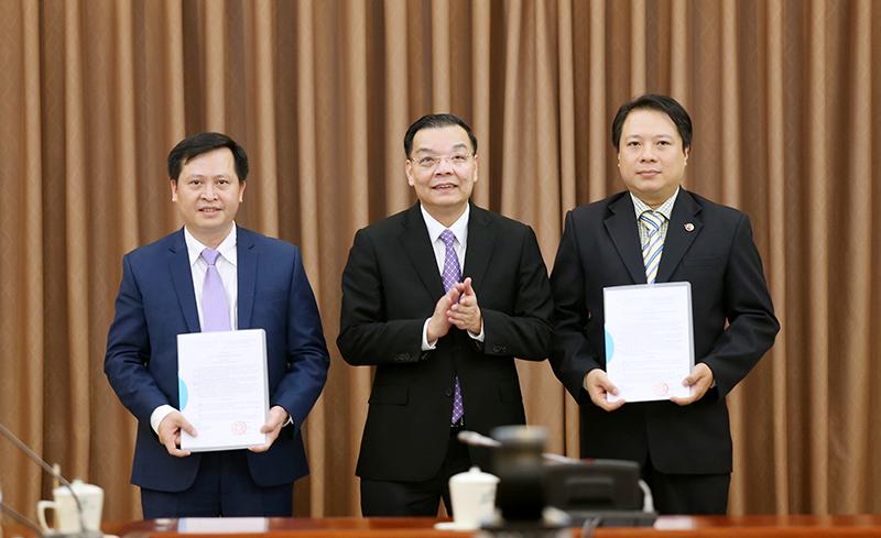 Bộ Khoa học và Công nghệ bổ nhiệm tân Viện trưởng Viện Nghiên cứu và Phát triển Vùng