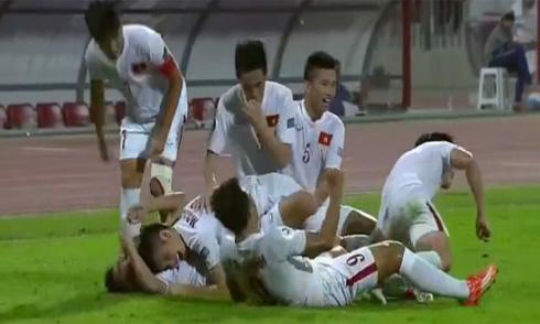 [VIDEO] Việt Nam đoạt vé dự vòng chung kết U20 World Cup 2017