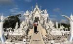 Câu chuyện đằng sau thiết kế đáng sợ của ngôi đền trắng như tuyết