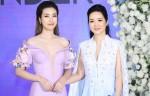 Hoa hậu Mỹ Linh hội ngộ 'người đẹp không tuổi' Giáng My