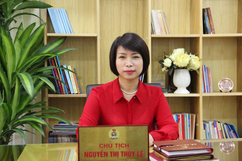 Chủ tịch Công đoàn Xây dựng Việt Nam chúc mừng ngày Nhà giáo Việt Nam 20/11