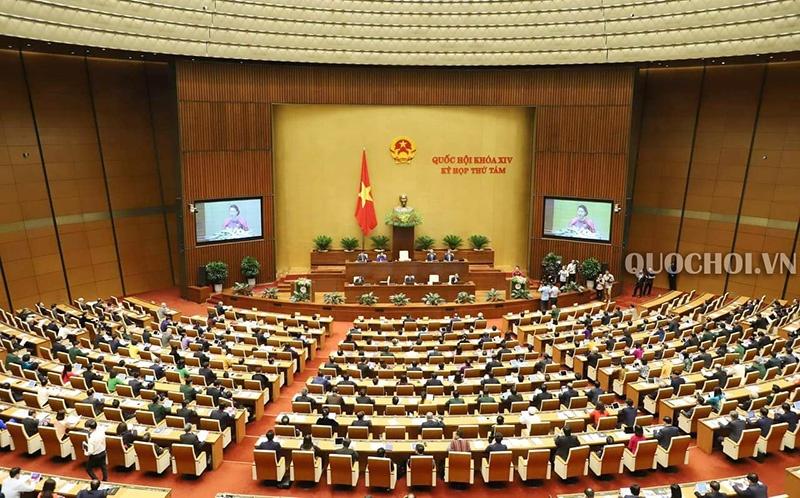 Kỳ họp thứ 8, Quốc hội khóa XIV