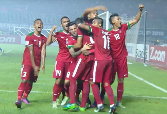 Indonesia 2-1 Thái Lan: Cú ngược dòng ngoạn mục