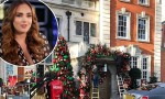 Con gái tỷ phú F1 chi bộn tiền trang hoàng nhà cửa dịp Giáng sinh