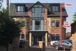 Ngôi nhà nửa triệu bảng sắp bị kéo sập vì xây cao quá 75 cm