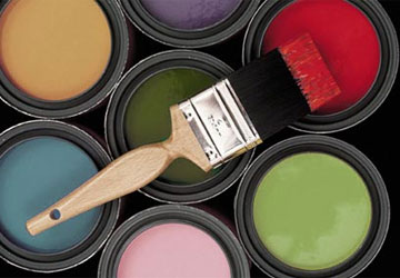 Tiết kiệm chi phí khi sơn nhà