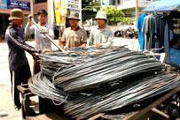 Giá thép có thể lên tới 13,5 triệu đồng/tấn