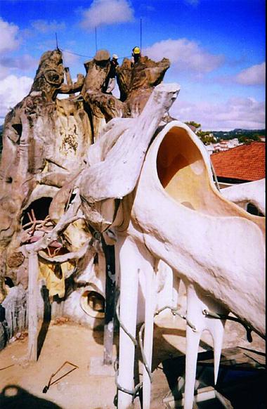 ytkt 25.12.2008220100725143810 Tham quan biệt thự gốc cây một thể nghiệm sáng tạo