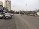 Hà Nội: Tổ chức giao thông mới tại đoạn đường Ô Chợ Dừa-Hoàng Cầu
