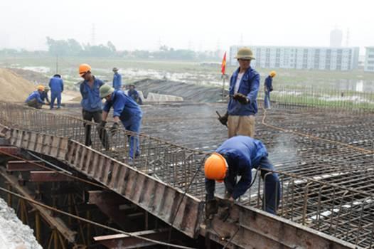 Quản lý thực hiện hợp đồng xây dựng