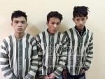 Hà Nội: Bắt khẩn cấp 3 đối tượng gây ra 11 vụ cướp giật tài sản