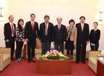 Thứ trưởng  Nguyễn Trần Nam tiếp lãnh đạo Tập đoàn Honeywell