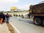 Cô giáo tử vong do va chạm xe tải trên đường đi làm về