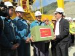 Dự kiến hoàn thành Nhà máy thủy điện Lai Châu sớm 1 năm, làm lợi gần 5.000 tỷ đồng