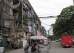 Chung cư ổ chuột ở trung tâm Hạ Long