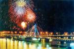 5 nước tham dự cuộc thi pháo hoa quốc tế Đà Nẵng