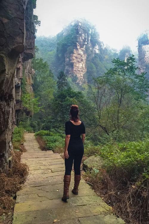 Vẻ đẹp như cảnh thần tiên của ngọn núi trong phim avatar - 3