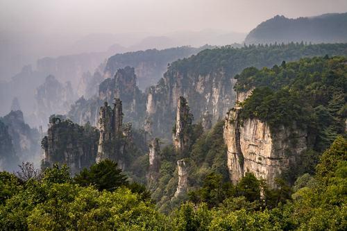 Vẻ đẹp như cảnh thần tiên của ngọn núi trong phim avatar - 4