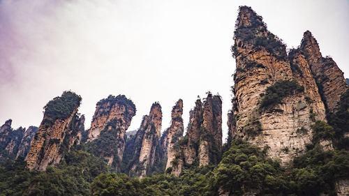 Vẻ đẹp như cảnh thần tiên của ngọn núi trong phim avatar - 7
