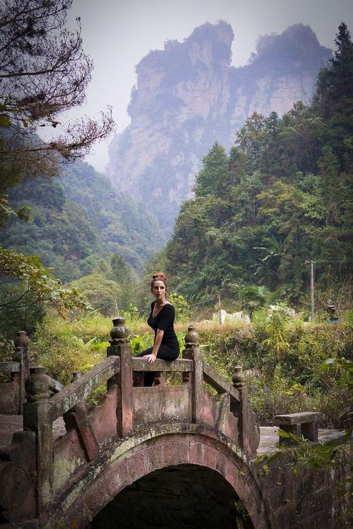 Vẻ đẹp như cảnh thần tiên của ngọn núi trong phim avatar - 9