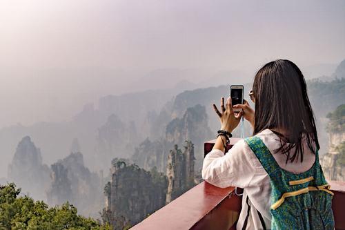 Vẻ đẹp như cảnh thần tiên của ngọn núi trong phim avatar - 12