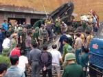 Hà Tĩnh: Xác định nguyên nhân sự cố sập đổ hệ đà giáo tại cửa hàng xăng dầu Sơn Kim